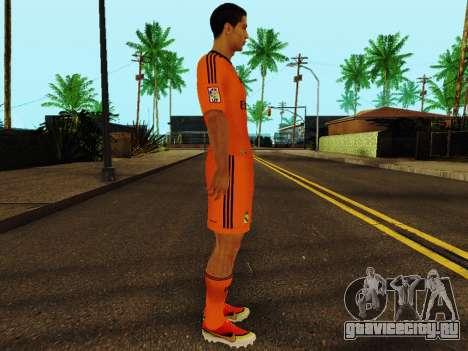 Криштиану Роналду v3 для GTA San Andreas второй скриншот