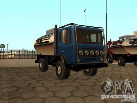 Dune Цистерна для GTA San Andreas