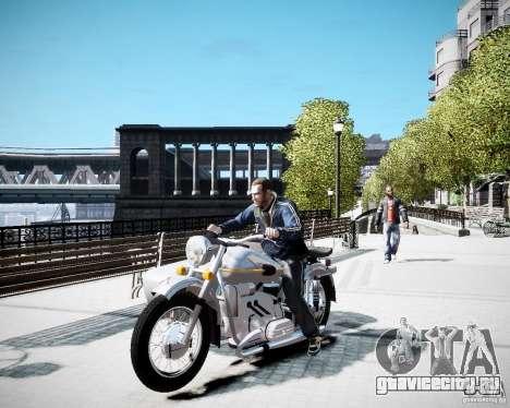 кроссовый мотоцикл урал с коляской #6