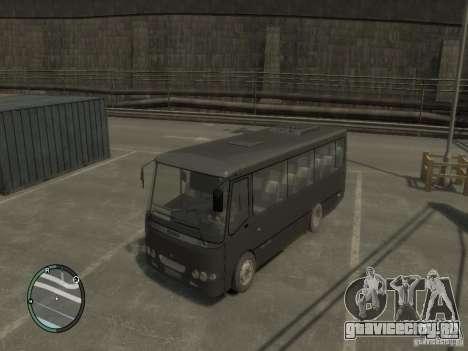 Isuzu Богдан А09202 для GTA 4
