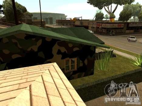 Новый дом Денис для GTA San Andreas четвёртый скриншот
