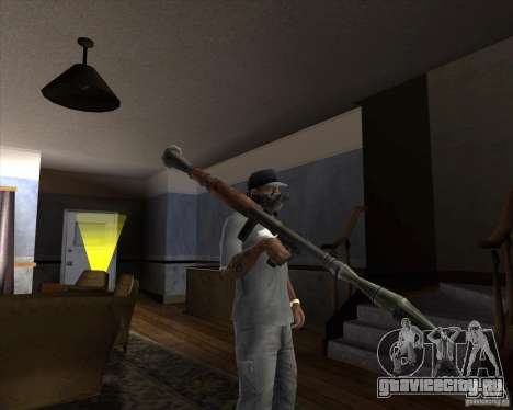 Рпг 7 из Battlefield Vietnam для GTA San Andreas