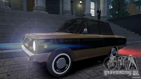 ЗАЗ 968M для GTA 4