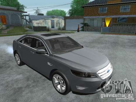 Ford Taurus для GTA San Andreas вид справа