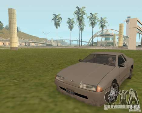 Экстренный выход из автомобиля для GTA San Andreas второй скриншот