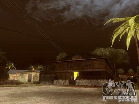 Atomic Bomb для GTA San Andreas десятый скриншот