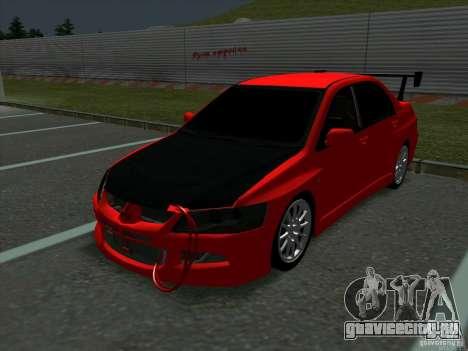 Mitsubishi Lancer Drift для GTA San Andreas