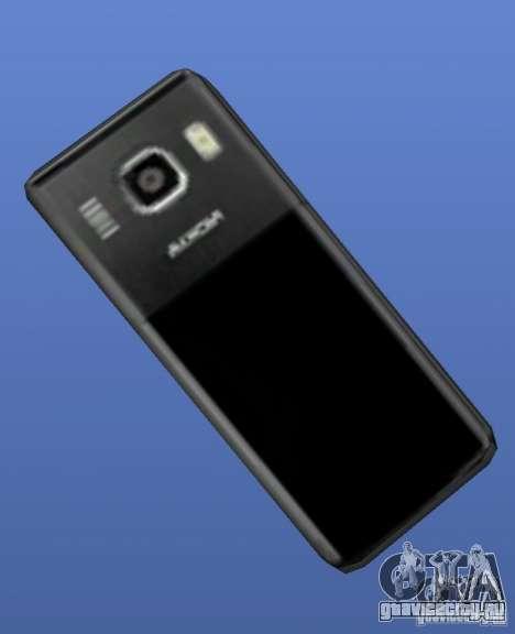 Мобильный телефон Nokia 6500 для GTA 4 второй скриншот