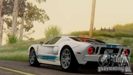 SA Beautiful Realistic Graphics 1.7 BETA для GTA San Andreas третий скриншот