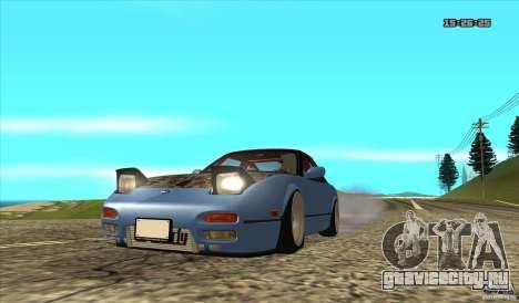 Nissan 240SX JDM для GTA San Andreas вид слева