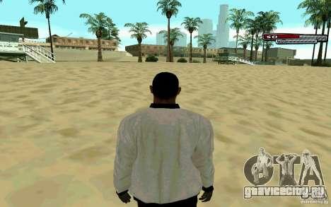 Ямайский  HD Skin для GTA San Andreas четвёртый скриншот