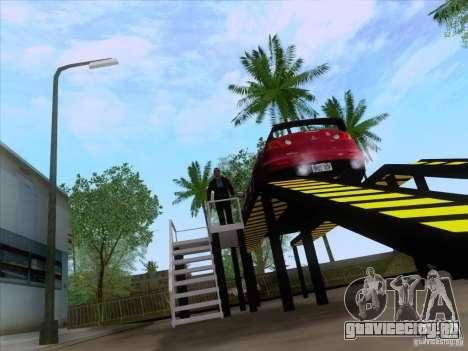Auto Estokada v1.0 для GTA San Andreas третий скриншот