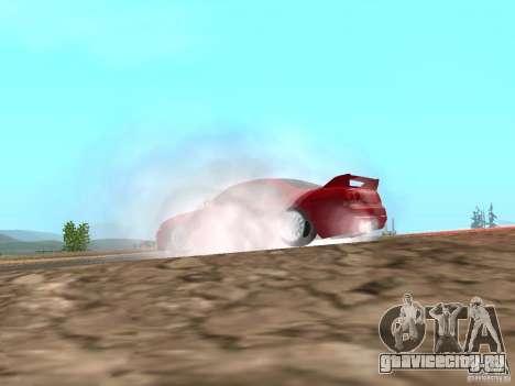 Новые текстуры воды и дыма для GTA San Andreas пятый скриншот