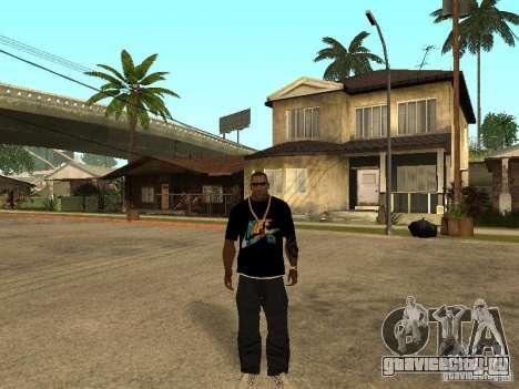 Майка Nike для GTA San Andreas третий скриншот