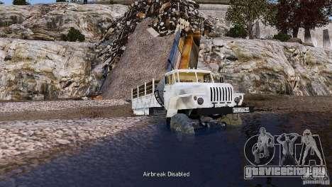 Триаловская трасса для GTA 4 третий скриншот