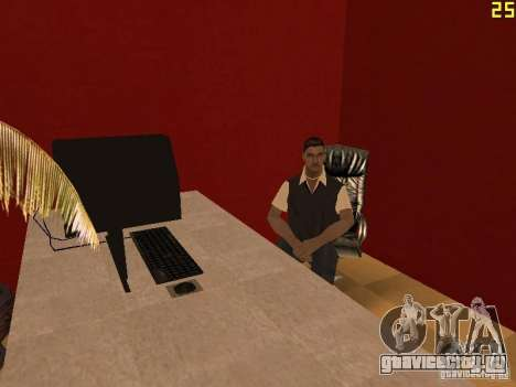 Ganton Cyber Cafe Mod v1.0 для GTA San Andreas второй скриншот