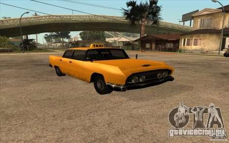 Oceanic Cab для GTA San Andreas