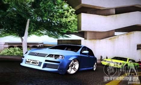 Fiat Stilo Abarth 2005 для GTA San Andreas