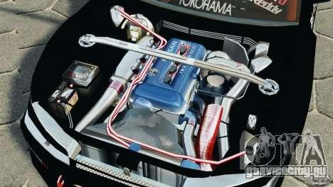 Nissan Silvia S15 HKS для GTA 4 вид сбоку