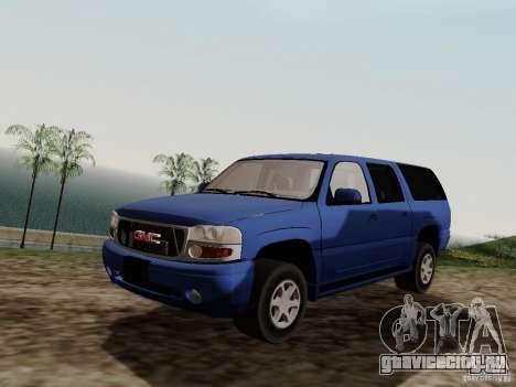 GMC Yukon Denali XL для GTA San Andreas