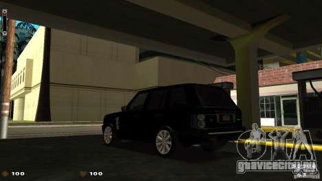 Cs 1.6 HUD для GTA San Andreas