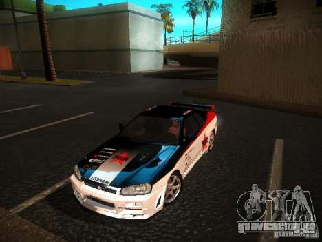 ENBSeries By Avi VlaD1k для GTA San Andreas шестой скриншот