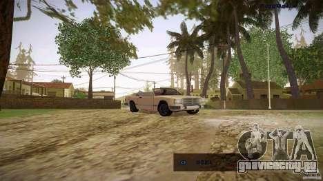 Feltzer HD для GTA San Andreas вид справа