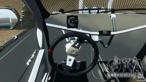 Chevrolet Tahoe 2007 GMT900 korch для GTA 4 вид снизу