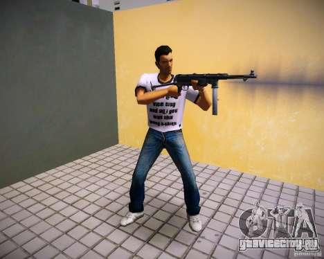 МП-40 для GTA Vice City третий скриншот
