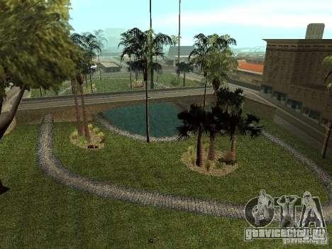 Glen Park HD для GTA San Andreas второй скриншот