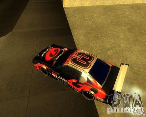 Buffalo D1 для GTA San Andreas вид слева