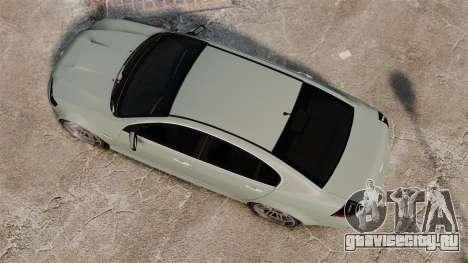 Chevrolet Lumina 2009 Mr. Bolleck Edition для GTA 4 вид справа
