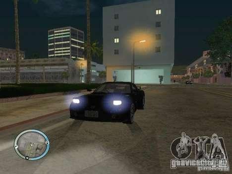 New GTA IV HUD 1 для GTA San Andreas четвёртый скриншот