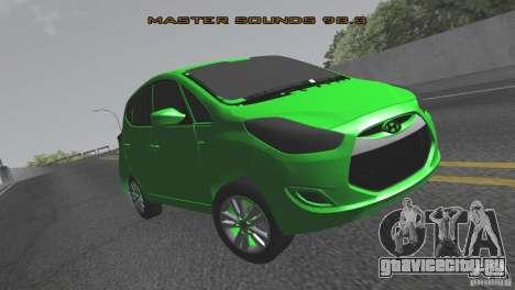 Hyundai ix20 для GTA San Andreas