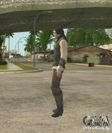 Assassins skins для GTA San Andreas третий скриншот