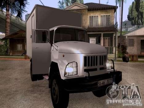 ЗиЛ 131 для GTA San Andreas вид слева