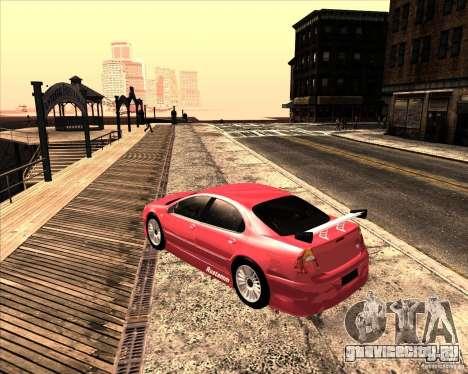 Chrysler 300M tuning для GTA San Andreas вид сбоку