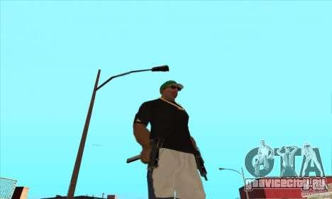 WEAPON BY SWORD для GTA San Andreas двенадцатый скриншот