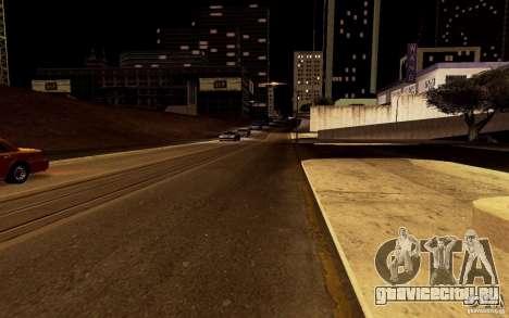 Новый алгоритм трафика автомобилей для GTA San Andreas шестой скриншот