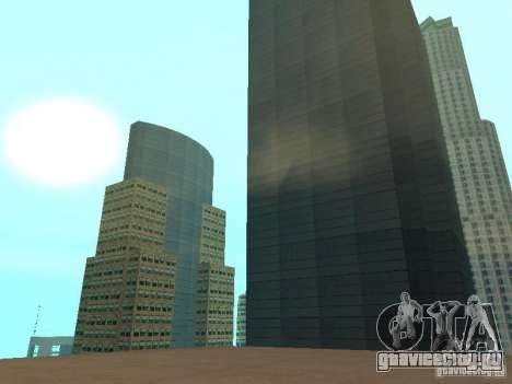 DownTown NEW для GTA San Andreas третий скриншот