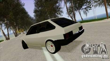 ВАЗ 2108 Sport для GTA San Andreas вид справа