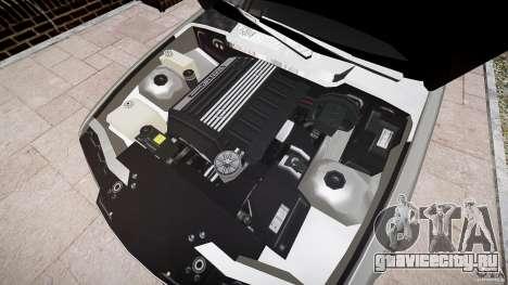 BMW E36 328i v2.0 для GTA 4 вид сзади