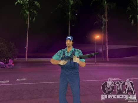 Пак Отечественного Оружия для GTA Vice City четвёртый скриншот