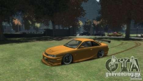 NISSAN 200SX для GTA 4