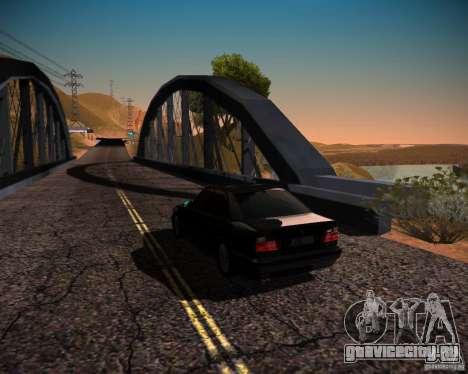 ENBSeries V4 для GTA San Andreas четвёртый скриншот