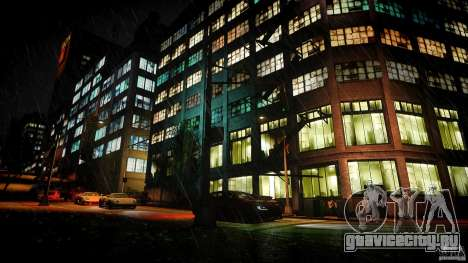 iCEnhancer 2.0 PhotoRealistic Edition для GTA 4 восьмой скриншот