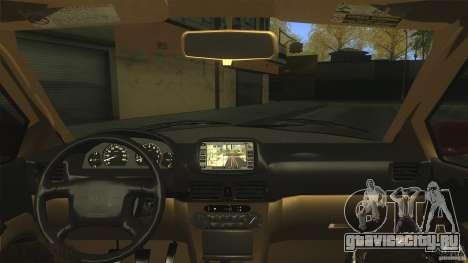Toyota Corolla G6 Compact E110 EU для GTA San Andreas вид справа