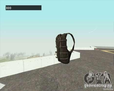 Black Ops Parachute для GTA San Andreas второй скриншот