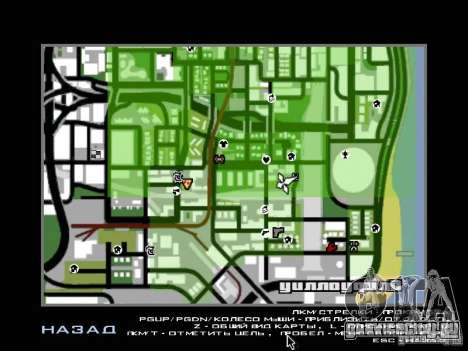 Ganton Cyber Cafe Mod v1.0 для GTA San Andreas восьмой скриншот