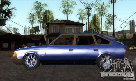 АЗЛК 2141 People Edition для GTA San Andreas вид слева